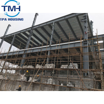 pre-engineered prefeb construction steel structure warehouse