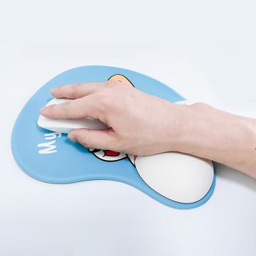 Free Shipping Ouhaobin Mouse Pad With Wrist Support Ergonomic 3d Mousepad Anime Dog Mousepad Alfombrilla de ratón de oficina