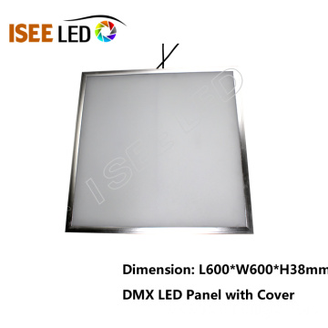 600*600mm Ceiling & Wall DMX LED Panel Light