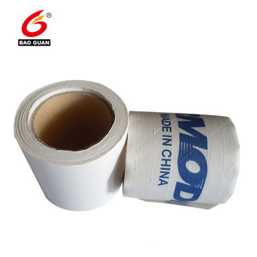 Packing Self Reinforced Adhesive Kraft Gummed Paper Tape