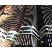 Alloy Steel Seamless Tube ASTM A209 T1, T1A, T1B, ASTM A210 A1, DIN 1629 St52.4, St52, oild surface, plain end , M/W
