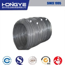 DIN 17223 Un Galvanized Spring Mattress Steel Wire