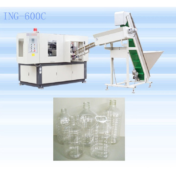 5L 120mm neck Pet Blow Moulding MachineFull Automatic Pet Blow Molding Machine