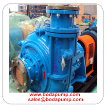 Flotation Heavy Duty High Efficiency Slurry Pump
