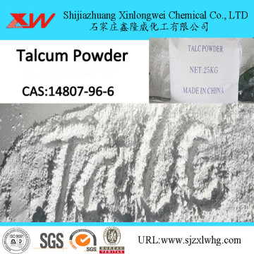 High Grade White Talcum/Talc Powder for Sale