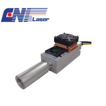 532 nm Green Fiber Laser Marking Source