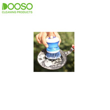 Smart Clean With Soap Dispenser Pot Brush DS-289