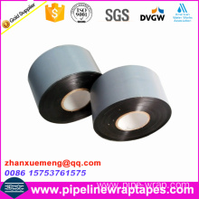 Self adhesive PE bitumen tape for pipeline