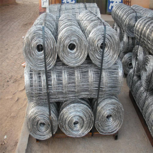 Hot dipped galvanized farm fence for deer fence