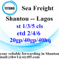 Shantou Shipping Forwarder Agent to Lagos