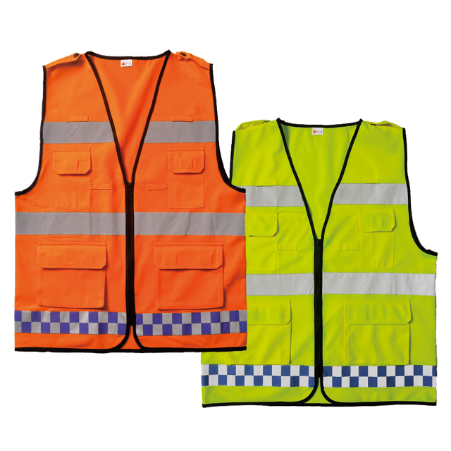 Safety Vest for Construction