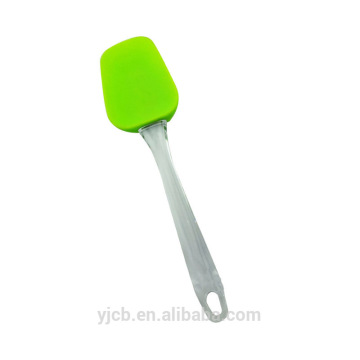 christmas gift silicone scraper with pp handle