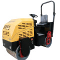 1t hydraulic ride-on vibratory compactor road roller