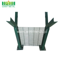Airport Fence Anti Climb Wire Mesh 358 Fence