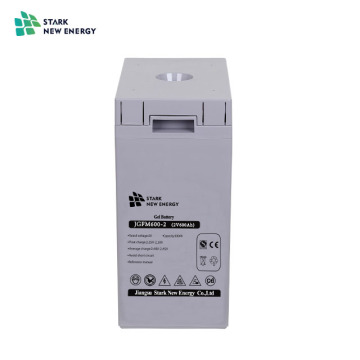 2V600Ah Solar Gel Battery