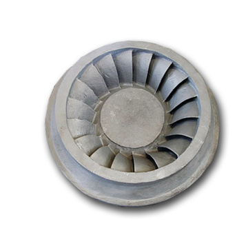 Pump impeller stainless steel casting parts