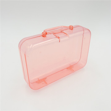 ABS transparent plastic box small