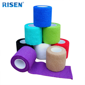 medical crepe elastic cloth bandage muscle tape