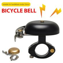 Bicycle Bells Retro Copper Bells Handlebar Horn For Safety Bike Bell Bike Copper Bell Riding Equipment Bicycle Accessories