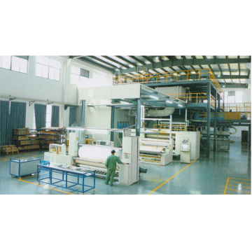 PP NONWOVEN MAKING MACHINE