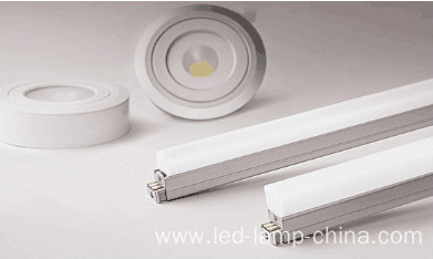 5 years warranty aluminum pendant led linear light
