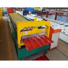 Single Sheet Trapezoidal Wall Board Roll Forming Machine
