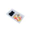 PP Small Food Sauce Plastic Tray Blister Container