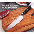 German 1.4116 Steel 8 inch Chef Knife