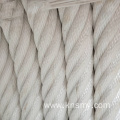 nylon polyethylene rope with steel core