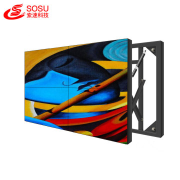 video wall TV wall advertising displayer
