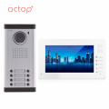 7 INCH Color Multi Apartment Video Door Phone