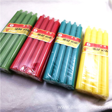 Wholesale 13cm Aoyin white candle color candle