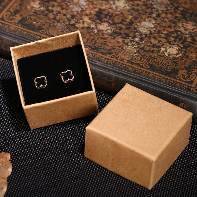 Craft jewelry packing box