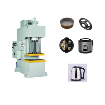 Mini hydraulic punching machine for metal sheet