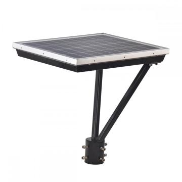 20w square Solar Post Top All in One