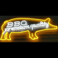 BBQ LED NEON LIGHT SIGNAGE