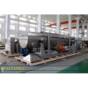 Milk Horizontal Vibrating fluid bed dryer