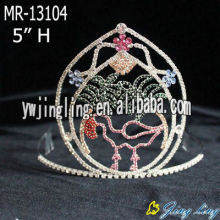 Summer Holiday Pageant Crown MR-1304