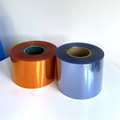 Food grade thermoforming PVC plastic film roll