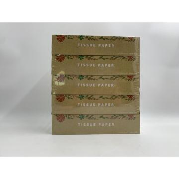 Rectangle Box Facial Tissue Soft Pack Tissue