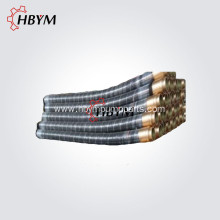 Steel Wire Winding Mortar Pump End Rubber Hose