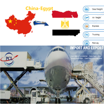 air freight agent cost to Egypt from Shenzhen