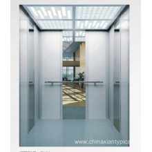 Passenger Elevator with Hairline Etching Stainless Steel