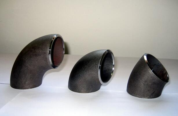 Butt Weld Pipe Fittings ASME B16.9 45 Degree Elbow
