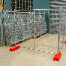 2017 Newest product wire temporary fence