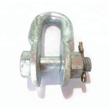 Hot Dip Galvanized UL Shackle Connection Fitting