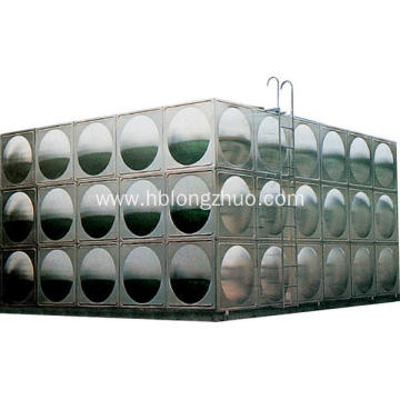 SS 316 Stainless Steel Water Tank