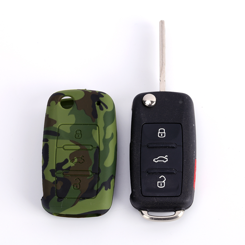 custom vw key case