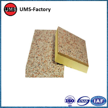 Interior wall insulation board