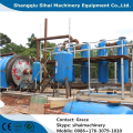 10 tons waste rubber recycling machine